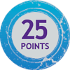Point Coin 025