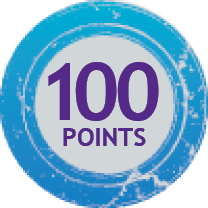 Point Coin 100