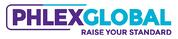 Phlexglobal Logo-with tagline