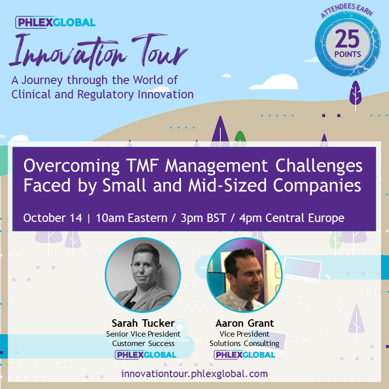 IT2020_09OCT_14 Overcoming TMF Managment Challenges Faced by Small and Mid-sized Companies